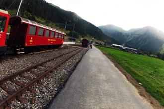 Bahnhof Oberwald