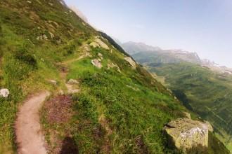 Urserental Höhenweg