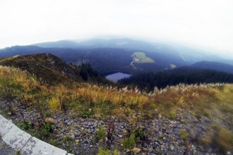 Blick zum Feldberg See