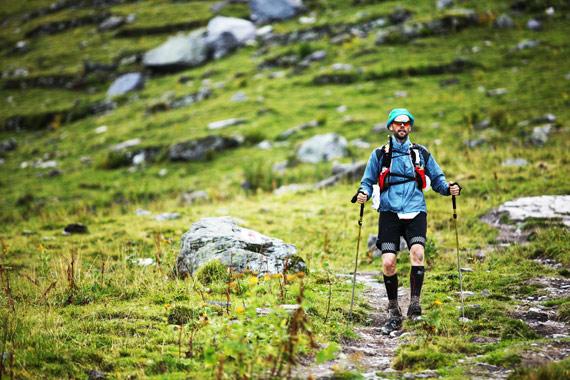Alex im Schluß Downhill