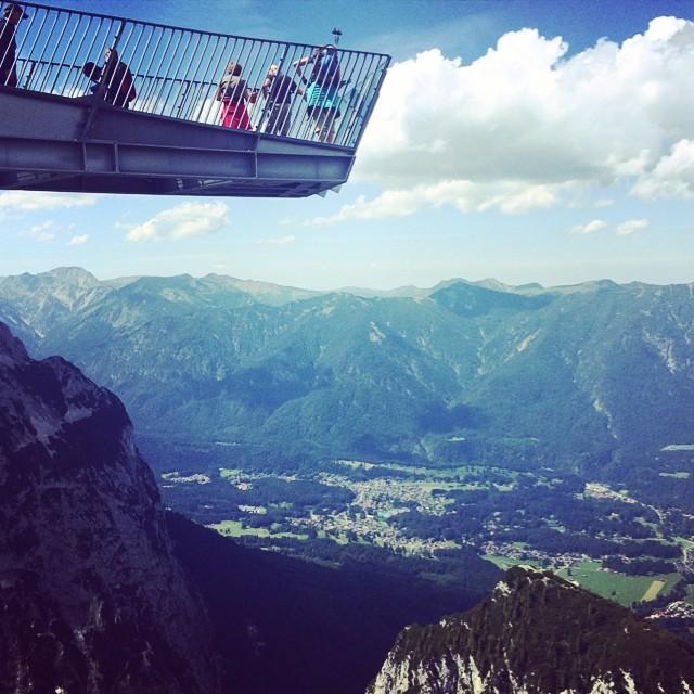 Um die Zugspitze – als SupportCrew beim Zugspitz UltraTrail 2014