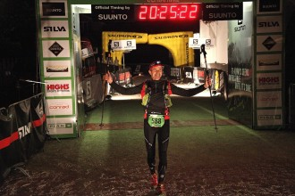 Herbert Zugspitz UltraTrail Finish