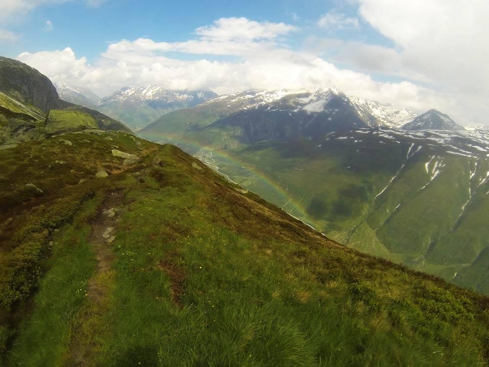 Urschner Höhenweg Andermatt