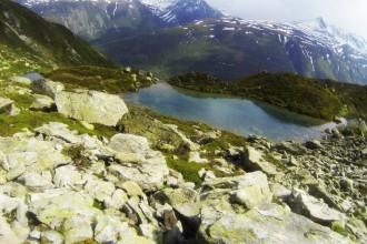 See am Urschner Höhenweg