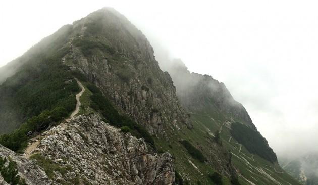 Gratweg Niedereck zum Rubihorn