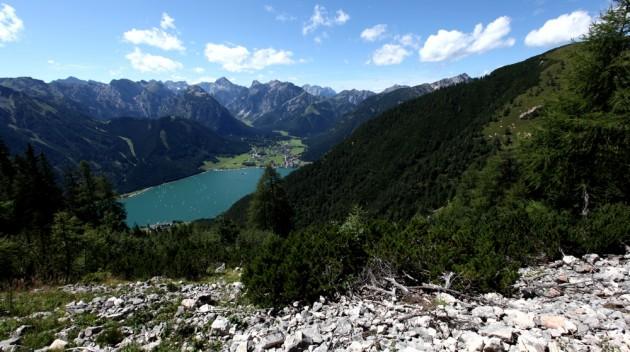 Kulinarische Schönwetter Tour im Tiroler Rofangebirge
