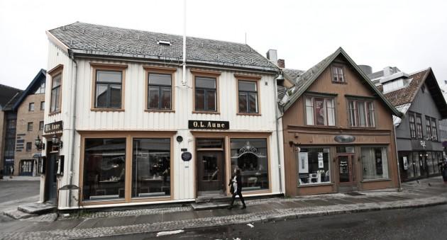 Caffee in der Citx von Tromsø