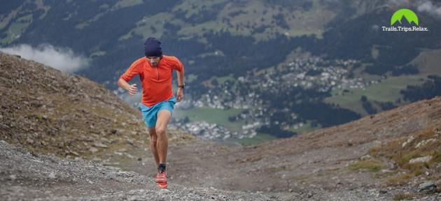 Uphill über Lenzerheide