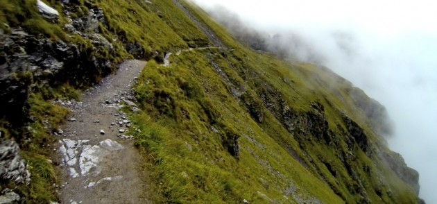 Sardona Trail