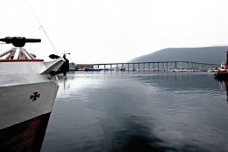 Tromsø Brücke