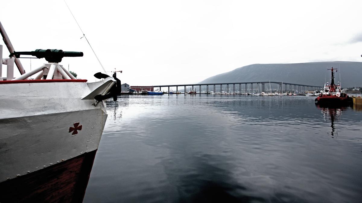 Tromsø – fotografische Stadt Tour