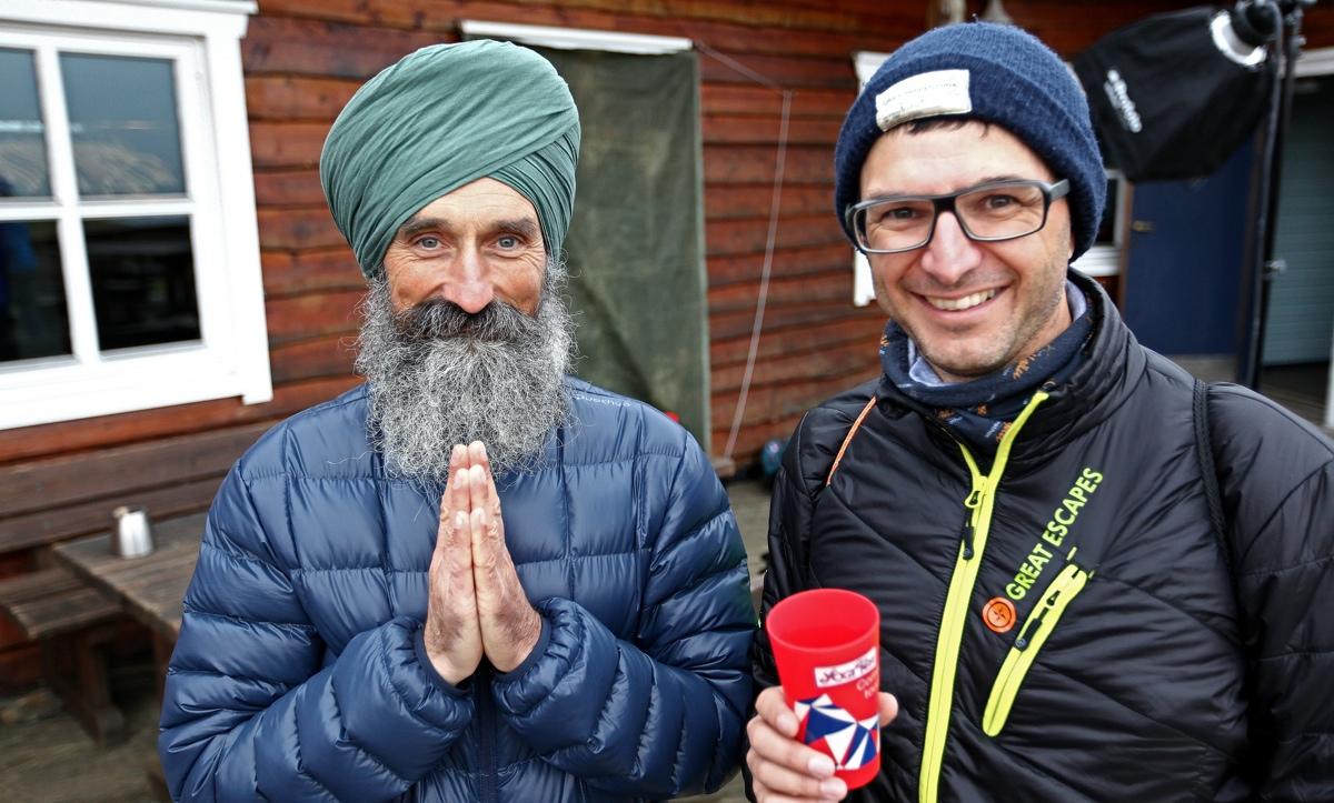Yogi Tea und Marcus