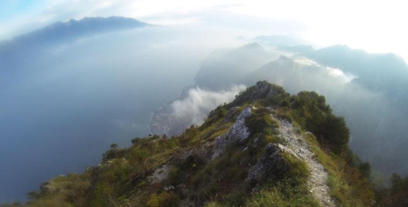Bergtraining zum Cime Mughera