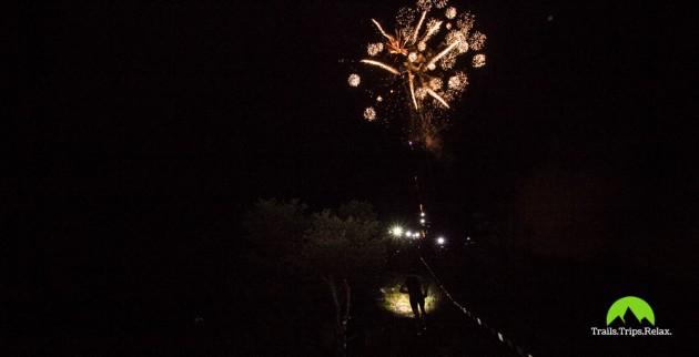 Feuerwerk für Kilian