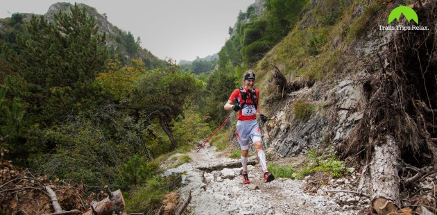 Stephan Tassani-Prell im Downhill