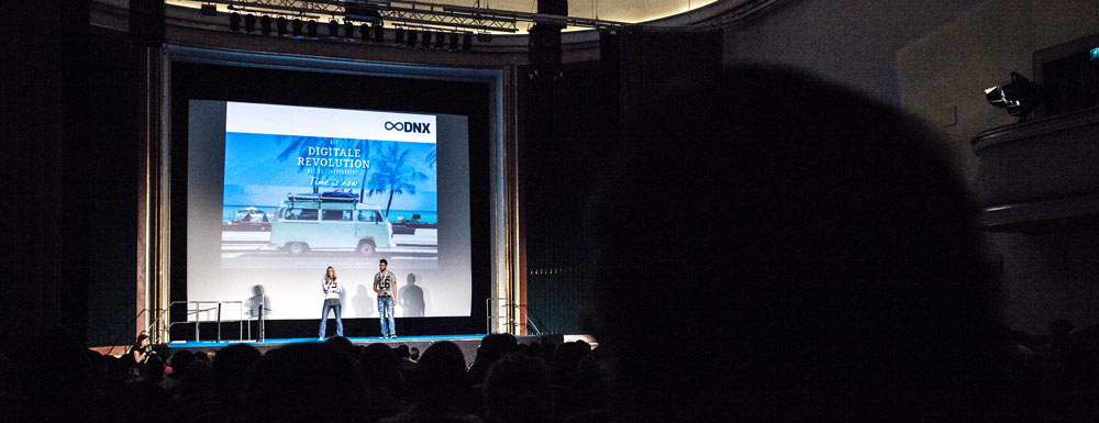 DNX Berlin 2014 – Warum Feli und Marcus moderne Drogenhändler sind