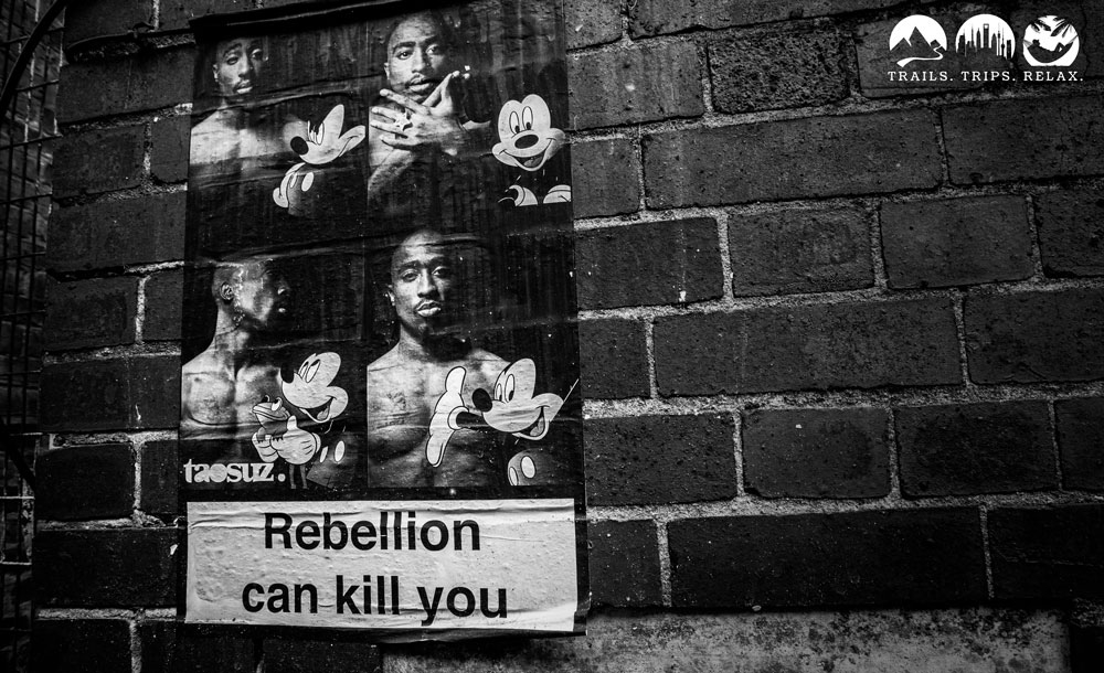 Rebellion can kill you