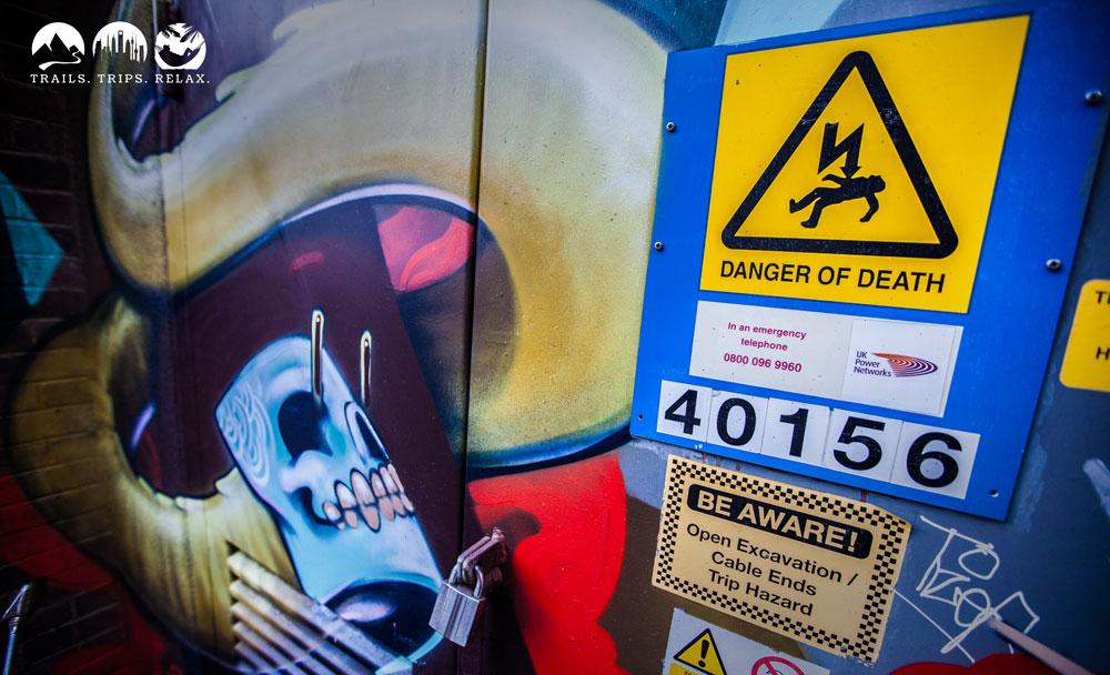 Danger StreetArt