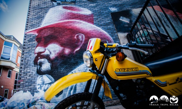 London Shoreditch StreetArt: Kunst die begeistert