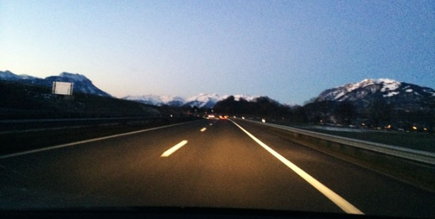 Rheintal-Autobahn