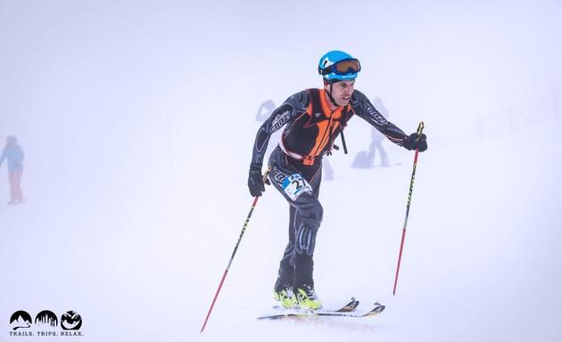 Konrad Lex am Berg