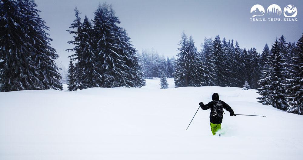 Whiteout am Grünten – eine leckere Schneeschuh-Wanderung