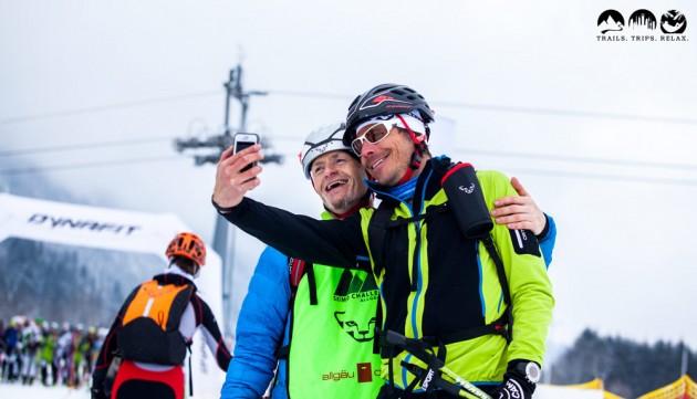 Selfie mit Zacherl
