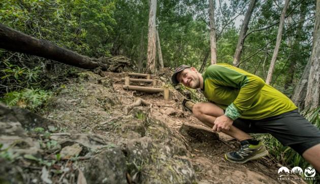 Funchal Trail Selfie