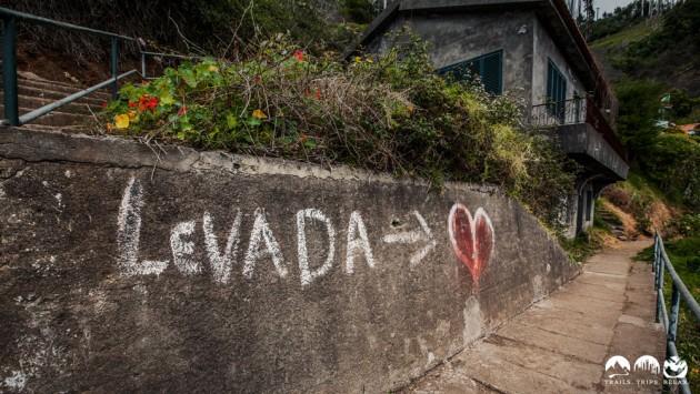 Madeira Levada Love