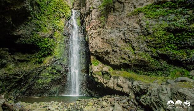 Madeira Wasserfall