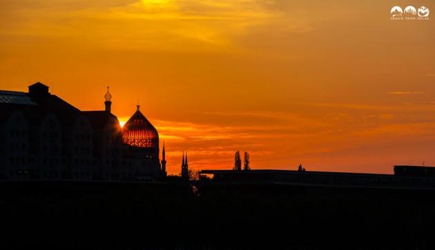 Dresden – eine fotografische Entdeckungstour zum Sonnenuntergang