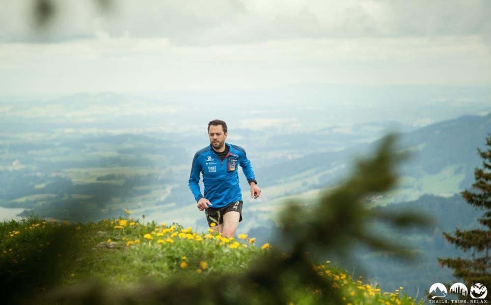 Trail Running im Allgäu