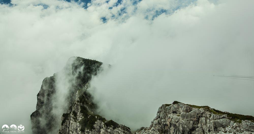 Blick vom Alpspixx