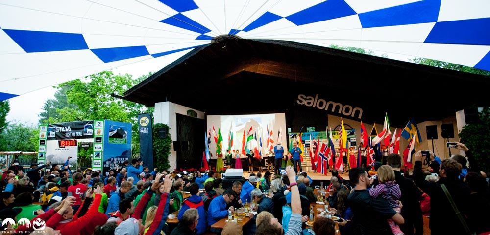 Eröffnungsfeier Zugspitz Ultratrail 2015