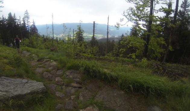 Sicht auf Lohberg