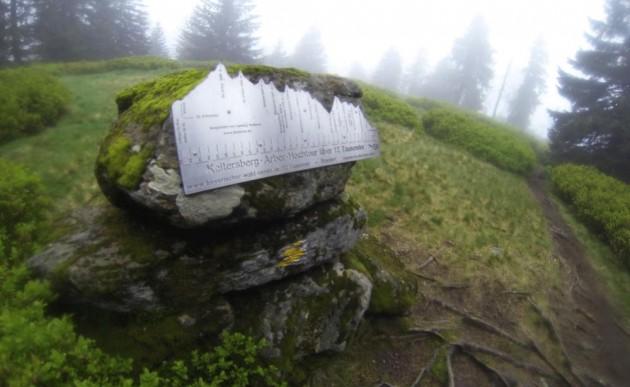 Entlang über 10 Tausender Gipfel