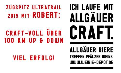 Zugspitze Weibie-Depot