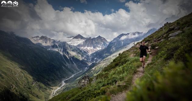Downhill vom Rifflsee