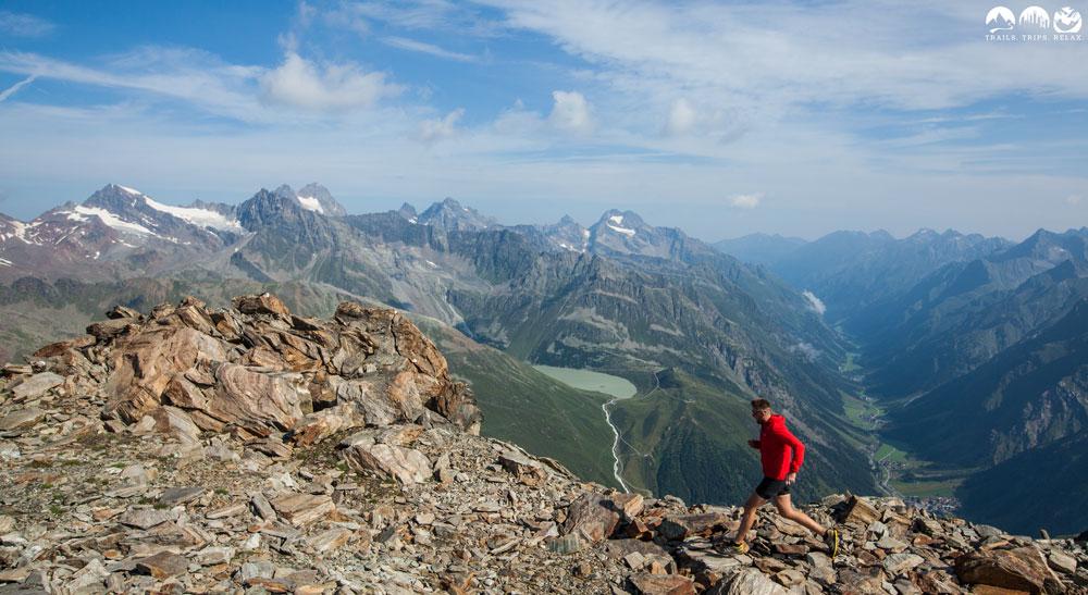 Pitz Alpine Glacier Trail 2015 Streckencheck