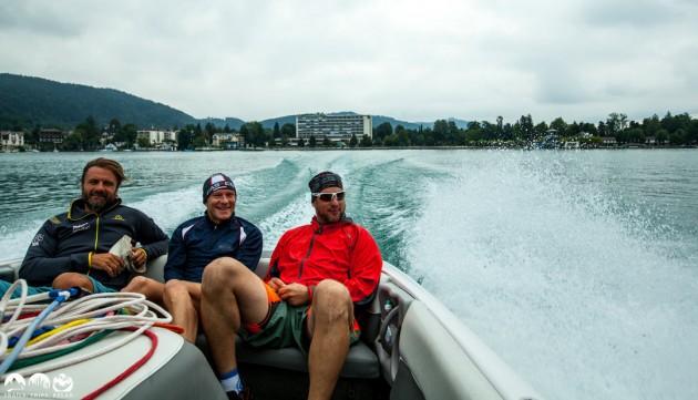 Bootsfahrt auf dem Wörthersee