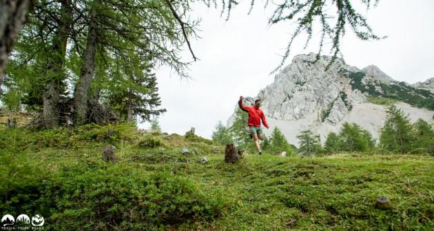 Carsten im Downhill