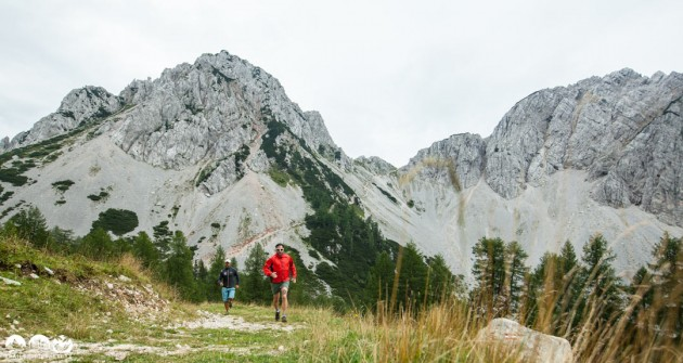 Trailrunning an der Klagenfurter Hütte