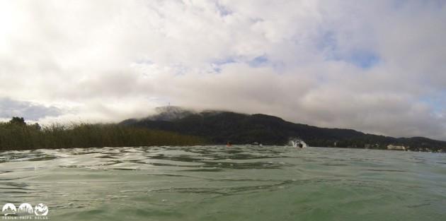 Schwimmen um die Schlangeninsel