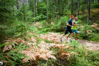 Trailrunning in den Wäldern um den Wörthersee