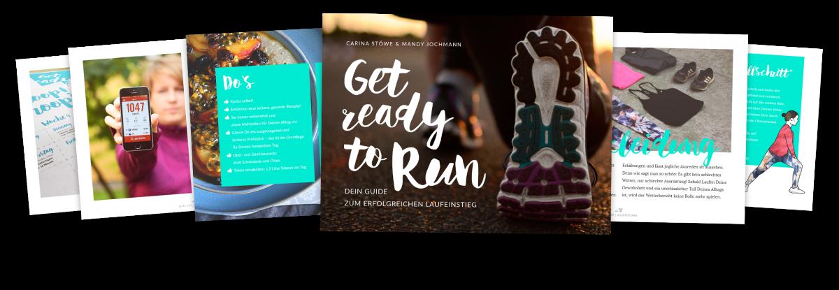"""Buch-Rezenssion """"Get ready to run"""": (Nicht nur) Für Laufeinsteiger"""