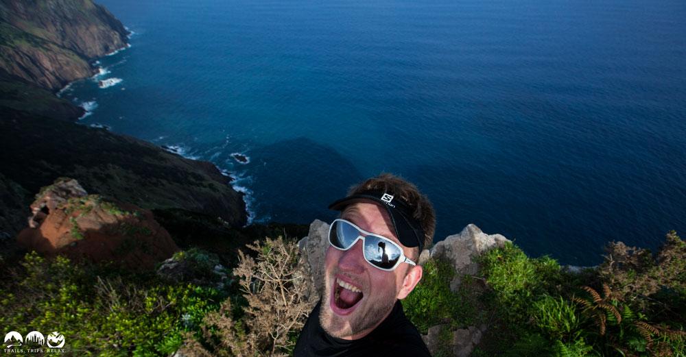 Kanten-Selfie