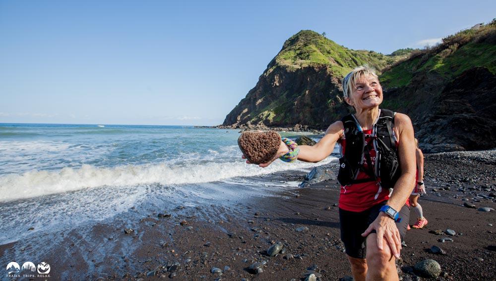 Heike findet ihr Herz auf Madeira