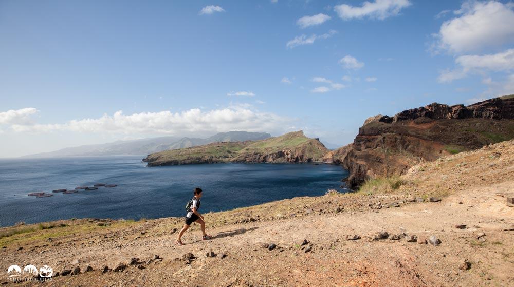 Hiking auf Madeira/ Sao Laurenco