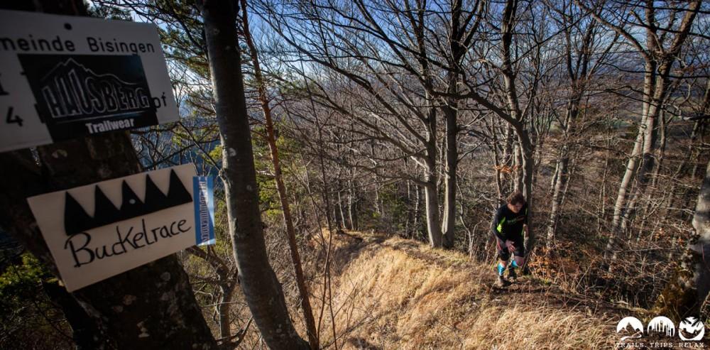 Der letzte Uphill. Lars zum 6. Mal