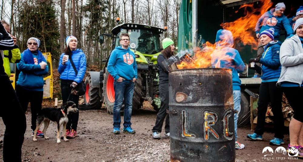 Landau Running Company-Feuerstelle
